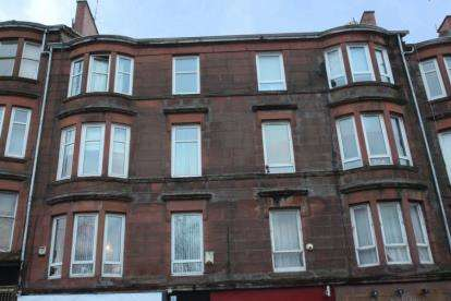 2 Bedrooms Flat for sale in Springburn Way, Springburn