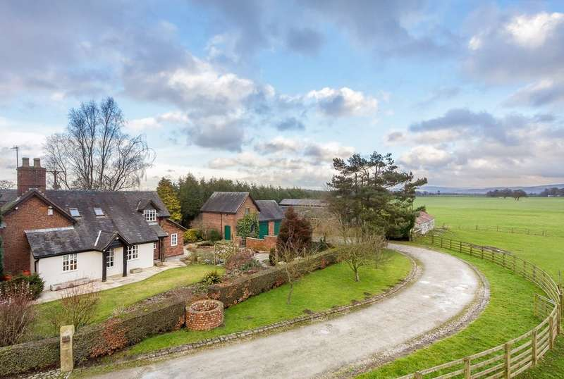 4 Bedrooms Detached House for sale in Marton