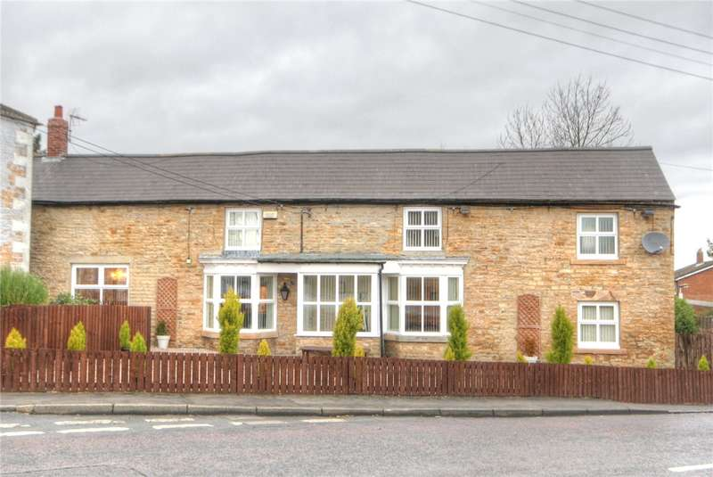 3 Bedrooms Detached House for sale in Low Etherley, Bishop Auckland, County Durham, DL14