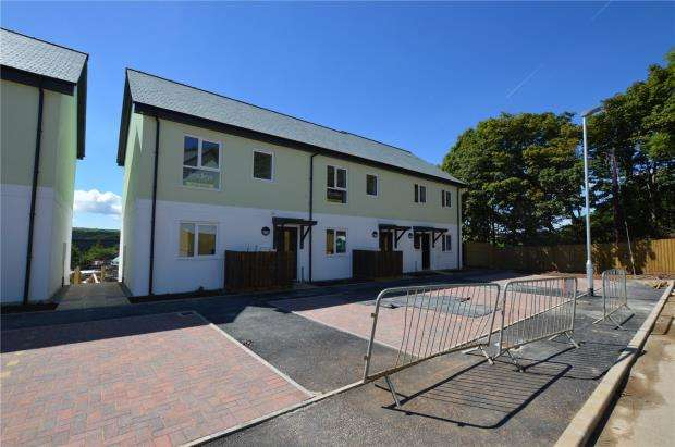 3 Bedrooms End Of Terrace House for sale in Woodgate, Off Western Avenue, Liskeard, Cornwall