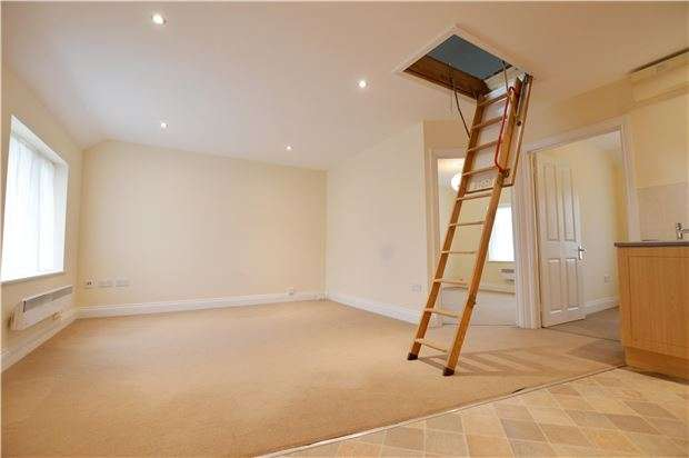 2 Bedrooms Flat for sale in The Hyde, ABINGDON, Oxfordshire, OX14 5JG