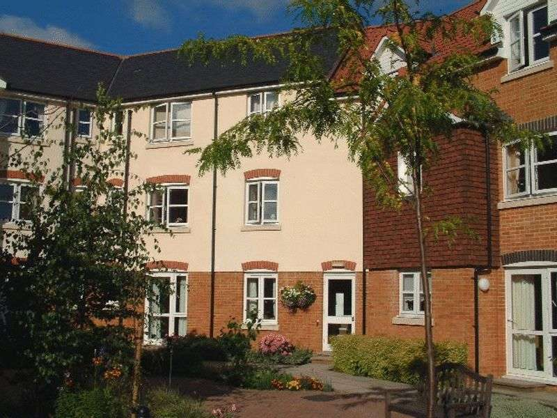 2 Bedrooms Retirement Property for sale in Kings Court, Fordingbridge, SP6 1AL