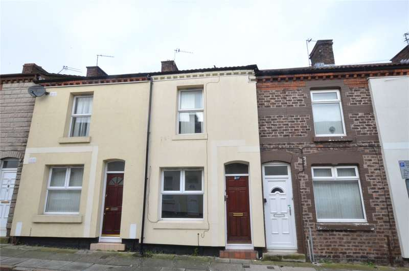 2 Bedrooms Terraced House for sale in Stockbridge Street, Liverpool, L5