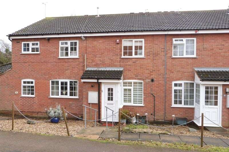 2 Bedrooms Terraced House for sale in Pochins Close, Little Hill Estate