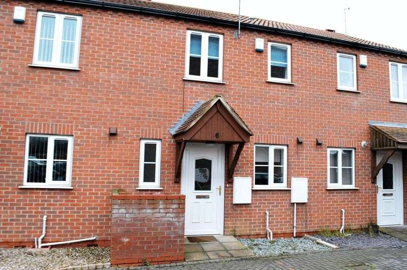 2 Bedrooms Mews House for sale in Foxton Way, Brigg