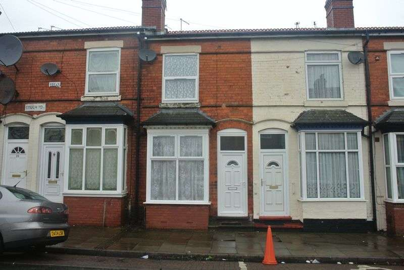 2 Bedrooms Terraced House for sale in Gough Road, Birmingham