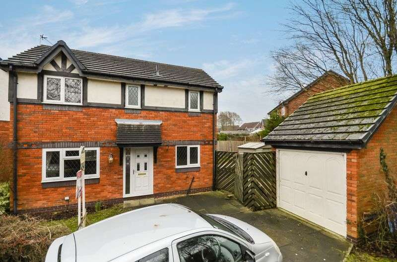 3 Bedrooms Detached House for sale in 11 Sandown Close, Kirkham, Preston, PR4 2EE