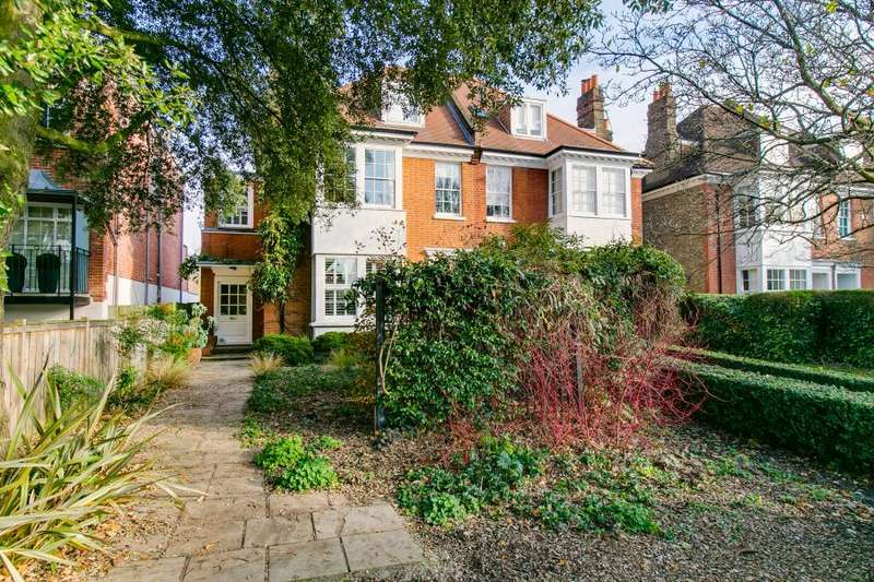 6 Bedrooms Semi Detached House for sale in Hartington Road, Chiswick W4