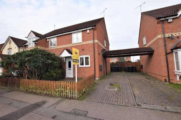 2 Bedrooms Semi Detached House for sale in Lyndale Road, Coventry, CV5