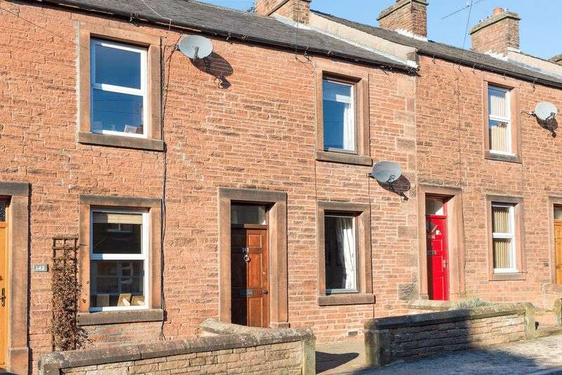 2 Bedrooms Terraced House for sale in 141 Graham Street, Penrith, Cumbria