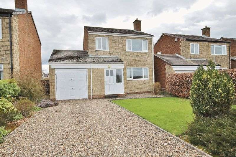 3 Bedrooms Detached House for sale in Woodsteads, Embleton, Alnwick