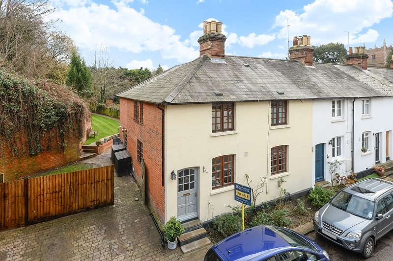 4 Bedrooms End Of Terrace House for sale in The Street, Old Basing, Basingstoke, RG24