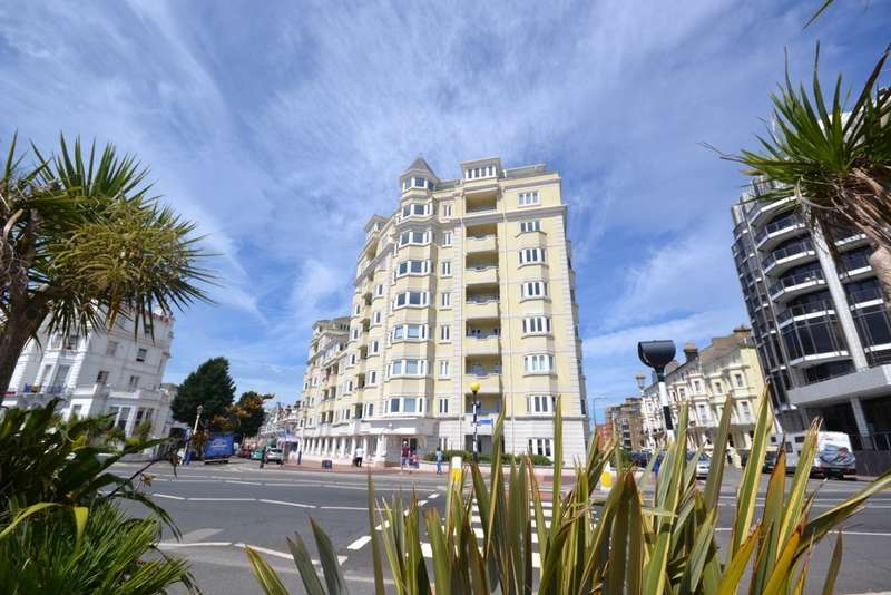 2 Bedrooms Flat for sale in Devonshire Mansions, Grand Parade, Eastbourne, BN21