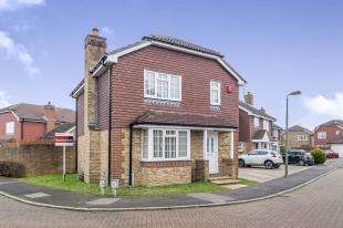 3 Bedrooms Detached House for sale in Shearwater, Maidstone, Kent