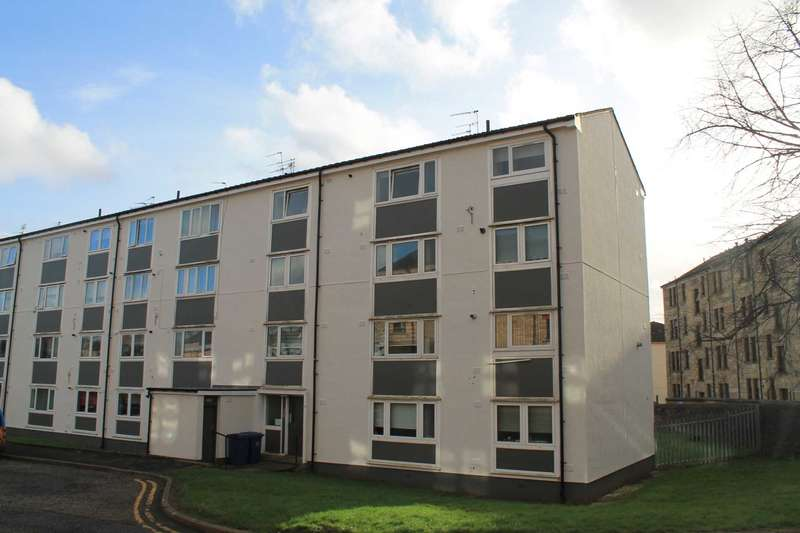 3 Bedrooms Flat for sale in Williamsburgh Terrace, Paisley, PA1 1QG