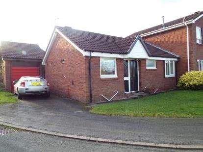 2 Bedrooms Bungalow for sale in Moorland Drive, Murdishaw, Runcorn, Cheshire, WA7