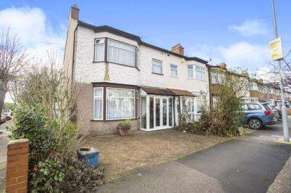 3 Bedrooms End Of Terrace House for sale in Newbury Park, Ilford