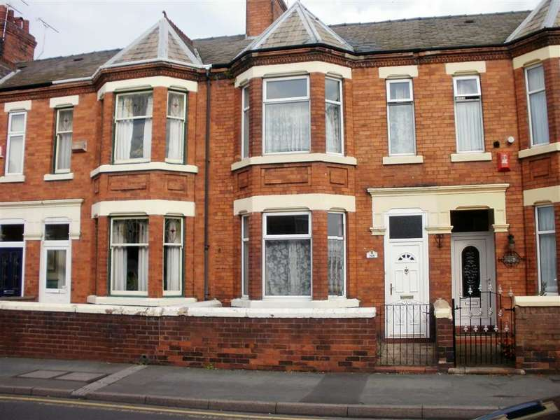 3 Bedrooms Property for sale in West Street, Crewe, Cheshire