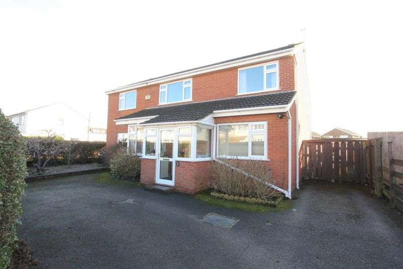 4 Bedrooms Detached House for sale in Guffitts Rake, Meols, Wirral