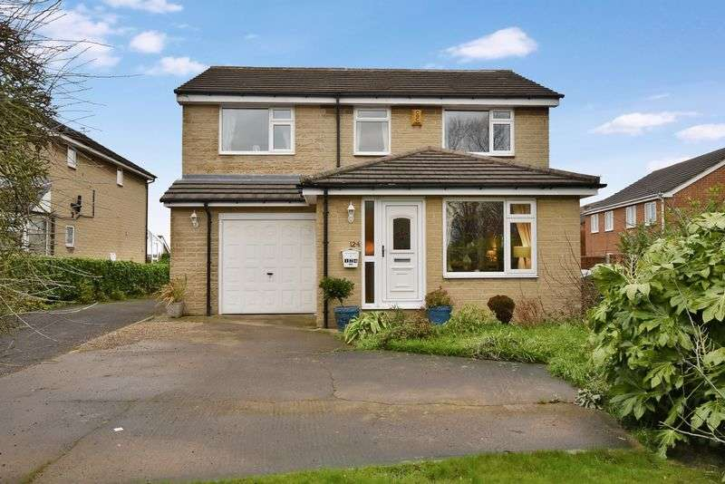 4 Bedrooms Detached House for sale in High Street, Crigglestone