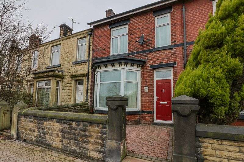 3 Bedrooms Terraced House for sale in Tonge Moor Road, Bolton