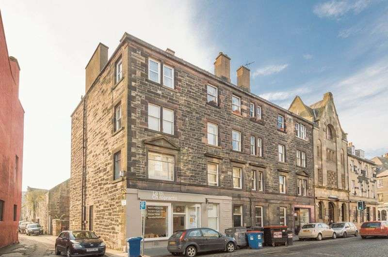 2 Bedrooms Flat for sale in 54/9 Queen Charlotte Street, Leith, Edinburgh, EH6 7EX