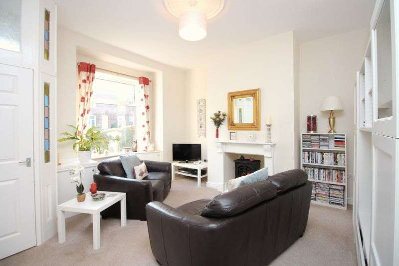 2 Bedrooms Terraced House for sale in Walmersley Road, Bury BL9