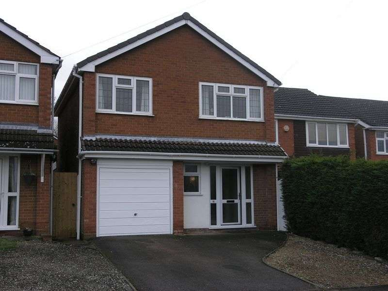3 Bedrooms Detached House for sale in Banbery Drive, Wombourne