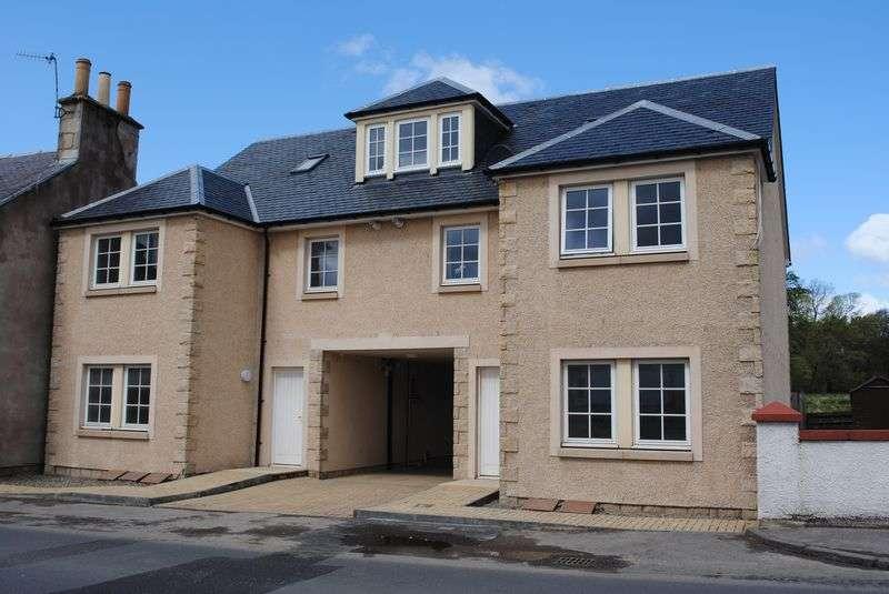 2 Bedrooms Flat for sale in Flat 5 19 Edinburgh Road, Biggar