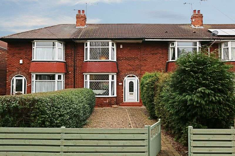 3 Bedrooms Terraced House for sale in Cranbrook Avenue, Hull