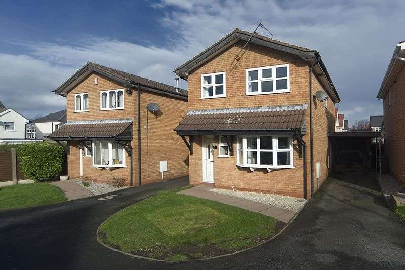 4 Bedrooms Detached House for sale in Rochford Grove, Penn,Wolverhampton