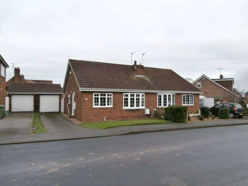 2 Bedrooms Semi Detached Bungalow for sale in Woolam Hill, Burstwick