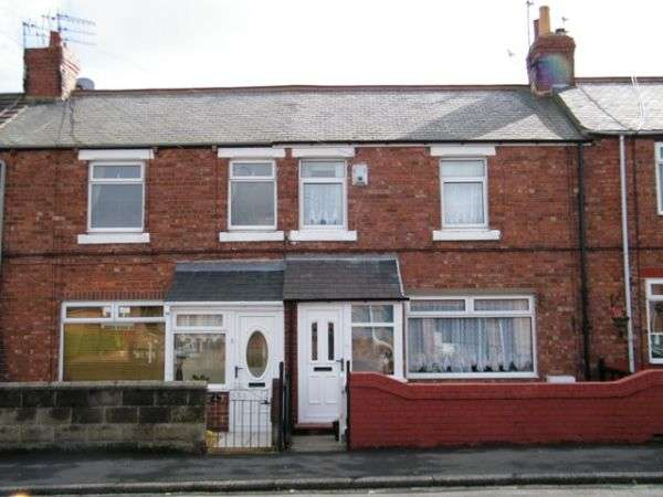 3 Bedrooms Terraced House for sale in North View, Bedlington Station - Three Bedroom Terraced House