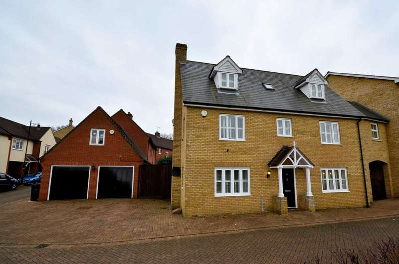 6 Bedrooms Detached House for sale in Norton Place, Billericay