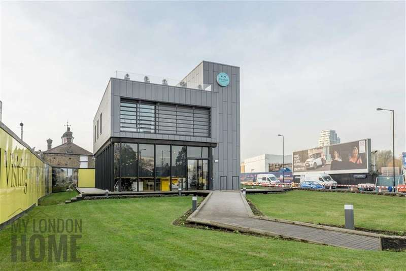 2 Bedrooms Property for sale in Wandle Gardens West, Wandsworth, London, SW18