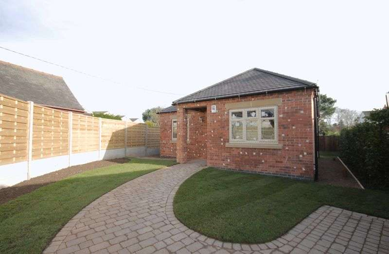 3 Bedrooms Detached Bungalow for sale in EGGINTON ROAD, HILTON