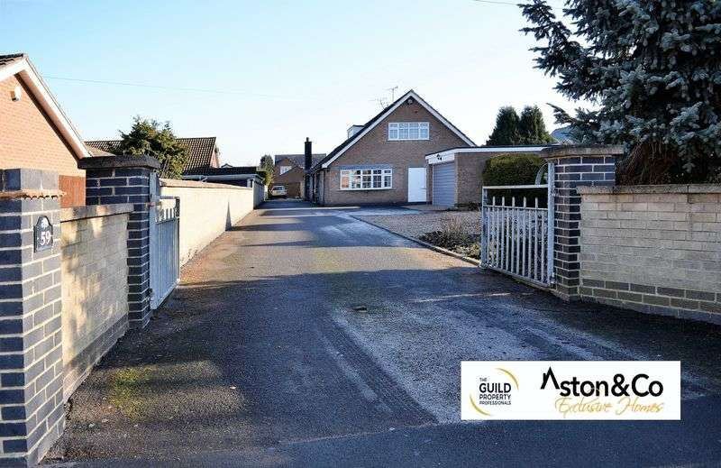 5 Bedrooms Detached House for sale in Colby Drive, Thurmaston, Leicestershire