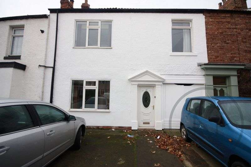 4 Bedrooms Terraced House for sale in Yarm Road, Darlington