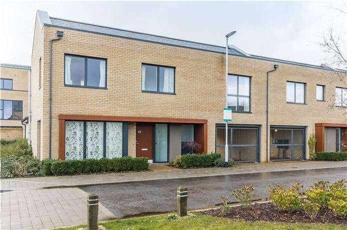 4 Bedrooms End Of Terrace House for sale in Glebe Farm Drive, Trumpington, Cambridge
