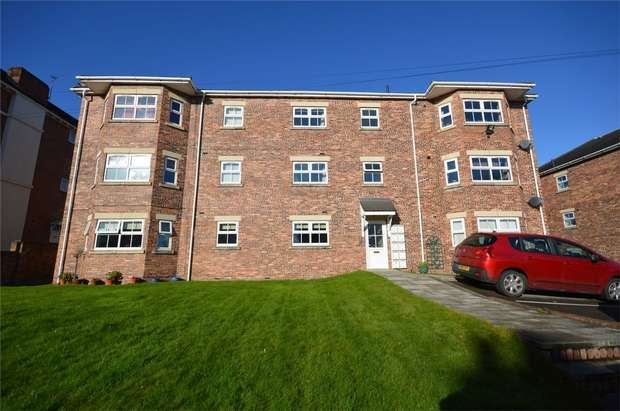 2 Bedrooms Flat for sale in Thorburn Road, New Ferry, Merseyside