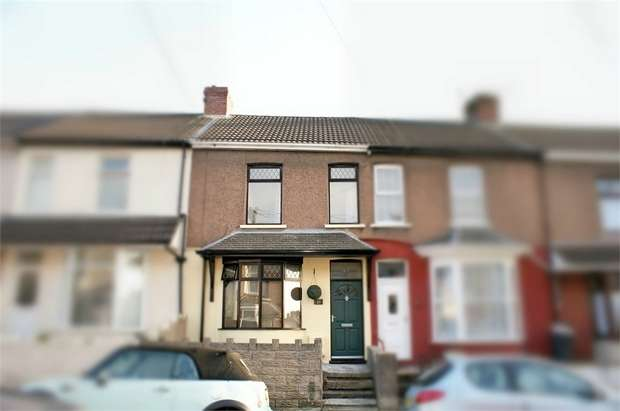 3 Bedrooms Terraced House for sale in Idwal Street, Neath, Neath, West Glamorgan