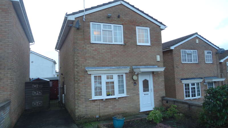 3 Bedrooms Detached House for sale in The Pastures, Barry