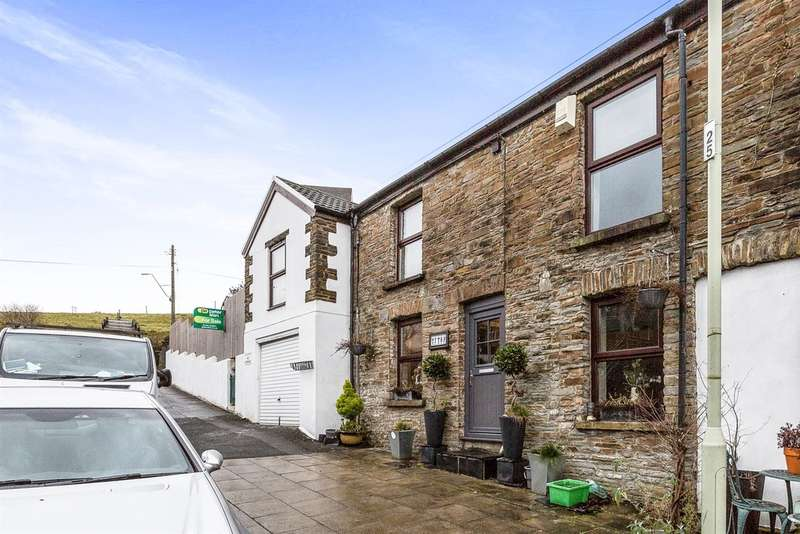 2 Bedrooms Cottage House for sale in St Illtyds Road, Upper Church Village, Pontypridd