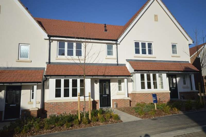 3 Bedrooms Detached House for sale in Meadowbrook, Storrington, RH20