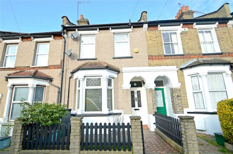 2 Bedrooms Terraced House for sale in Southwell Road, Croydon