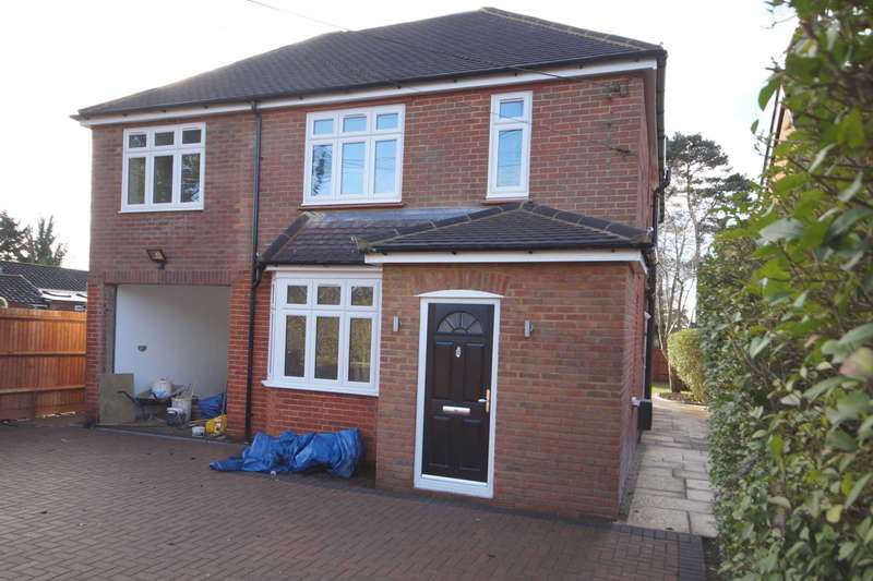 5 Bedrooms Detached House for sale in Lemon Grove, Whitehill, Hampshire, GU35
