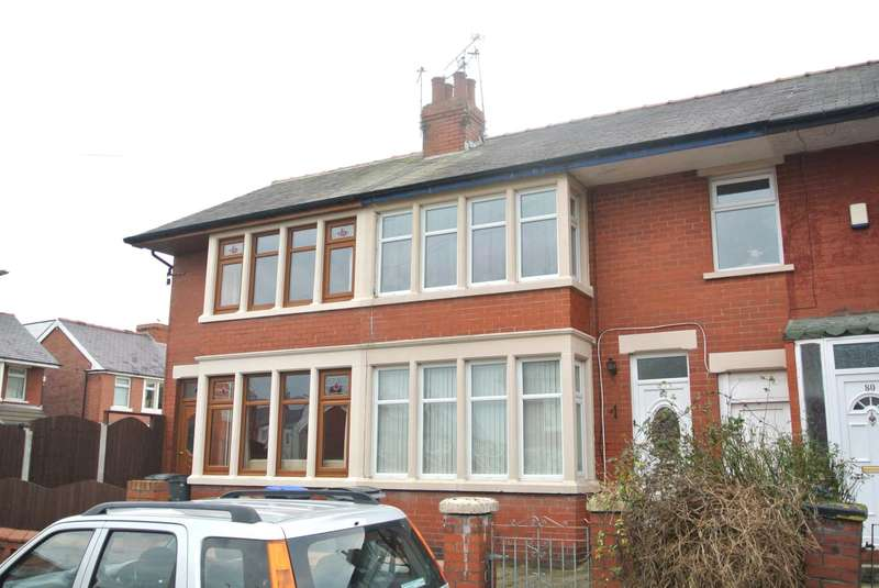 3 Bedrooms House for sale in Fordway Avenue, Blackpool, FY3 8JL
