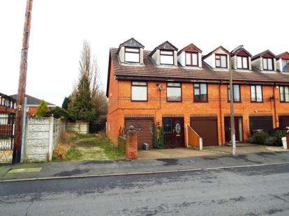 3 Bedrooms End Of Terrace House for sale in Hotel Street, Newton-Le-Willows, Merseyside