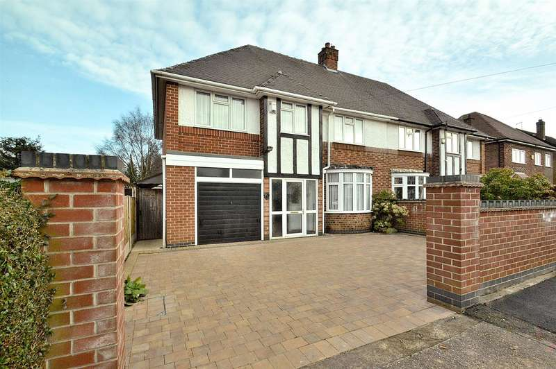 5 Bedrooms Property for sale in Parkside Avenue, Long Eaton