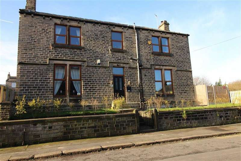 4 Bedrooms Property for sale in Pickford Street, Milnsbridge, Huddersfield